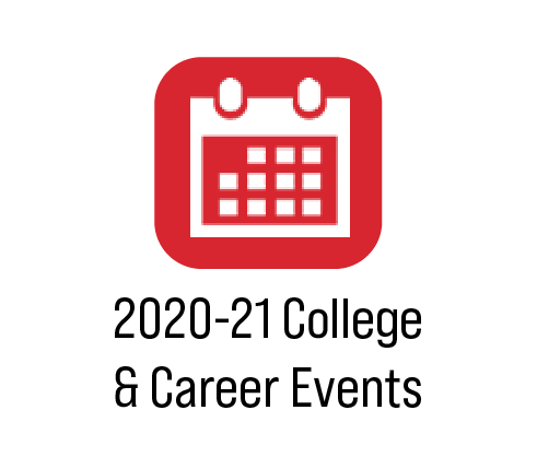 2020-21 College & Career Events